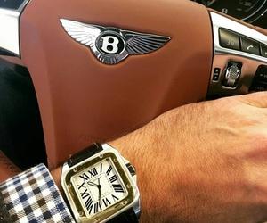 Bentley, steering wheel, and car image