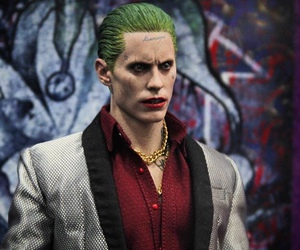 the joker and suicide squad image