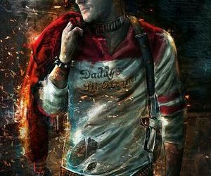 harley quinn, Jensen Ackles, and supernatural image
