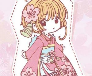 anime and sakura image