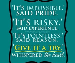 heart, pride, and quote image