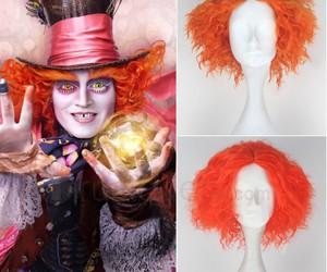fashion, disney cosplay wigs, and halloween cosplay wigs image