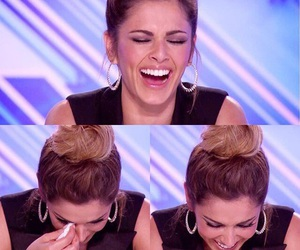 Cheryl and x factor image