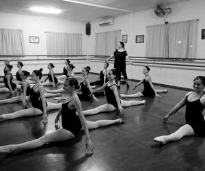 ballet, dance, and smile image