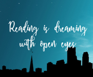 books, dreams, and quotes image