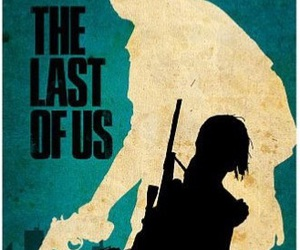 games, the last of us, and ellie and joel image