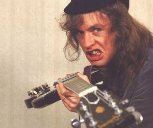 angus young and ACDC image