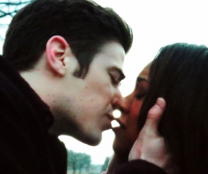 behind the scene, barry allen, and candice patton image