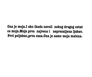 balkan, girl, and quote image