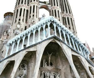 Barcelona, Gaudi, and Sagrada Familia image