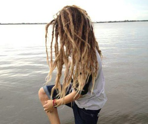 converse, summer, and dreads image