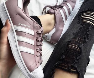 adidas, black, and purple image