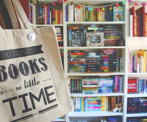 books, bookshelves, and library image