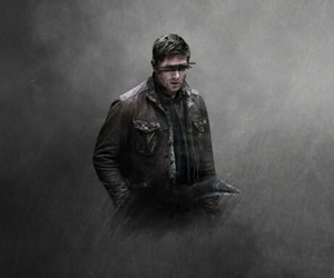 supernatural, dean winchester, and wallpaper image