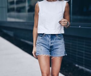 clothing, denim, and outfit image