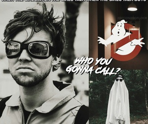 5sos, Ghostbusters, and nature image