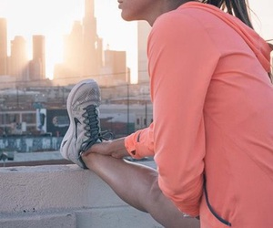 nike, healthy, and fitness image