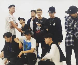 boy, boys, and crew image