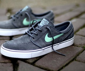 nike, shoes, and skate image