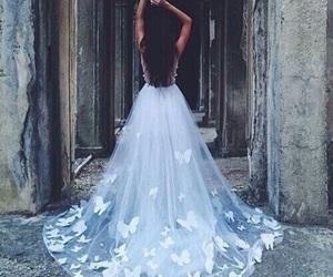 beautiful, dresses, and girl image