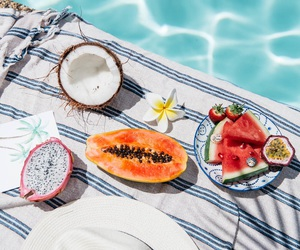 food, good, and summer image