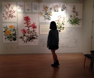 art, girl, and grunge image