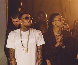 chris brown, august alsina, and chrisbrown image