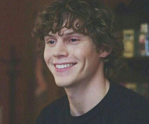 evan peters, ahs, and peter image