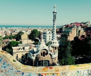 Barcelona, beautiful, and monument image