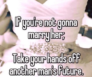 marriage, wife, and future wife for mr right image