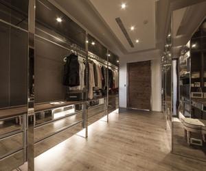 closet, fancy, and interior image