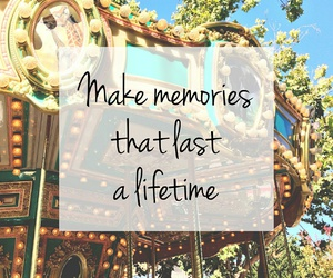 memories, life, and quote image
