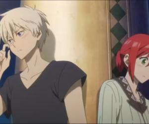 zen, shirayuki, and anime image