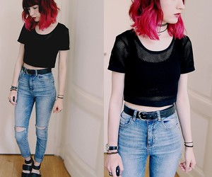 alternative, outfits, and fashion image