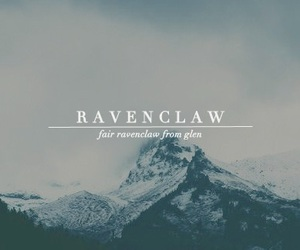 harry potter, hp, and ravenclaw image