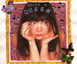 bjork and cute image