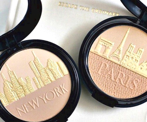 makeup, paris, and new york image