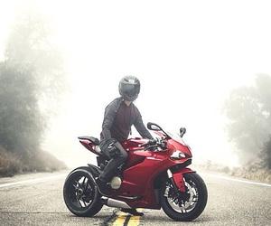 motorcycle, racing, and motorrad image