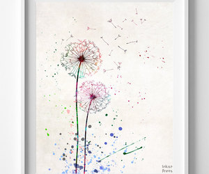 etsy, giclee print, and flower decor image