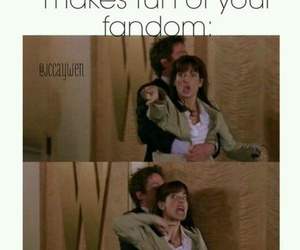 fandom, funny, and fangirl image