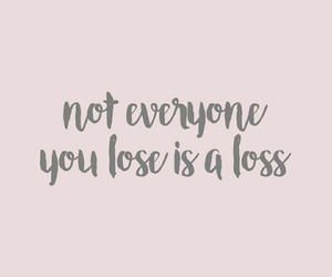 quote, everyone, and lose image