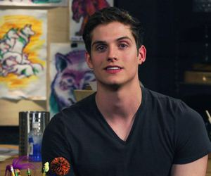 teen wolf, daniel sharman, and Hot image