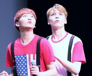 kpop, seungkwan, and boonon image