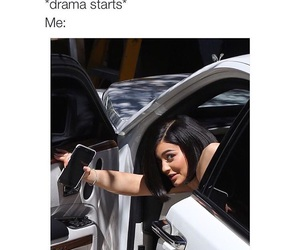 funny and kylie jenner image