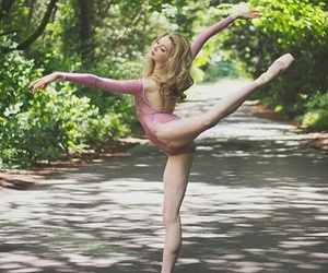 photography, ballerina, and ballet image