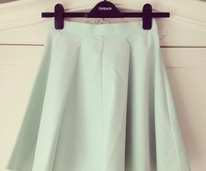 topshop, fashion, and skirt image
