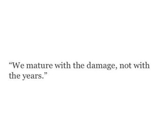 quotes, life, and damage image