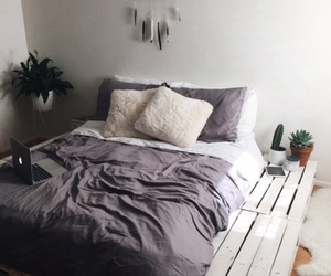 beautiful, bedroom, and bohemian image