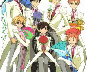 anime, ouran host club, and hikaru image
