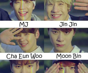 hide and seek, kpop, and astro image